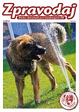 Newsletter of Leonberger club year 2013